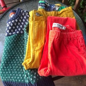 Mini Boden Kids Assortment of Clothes